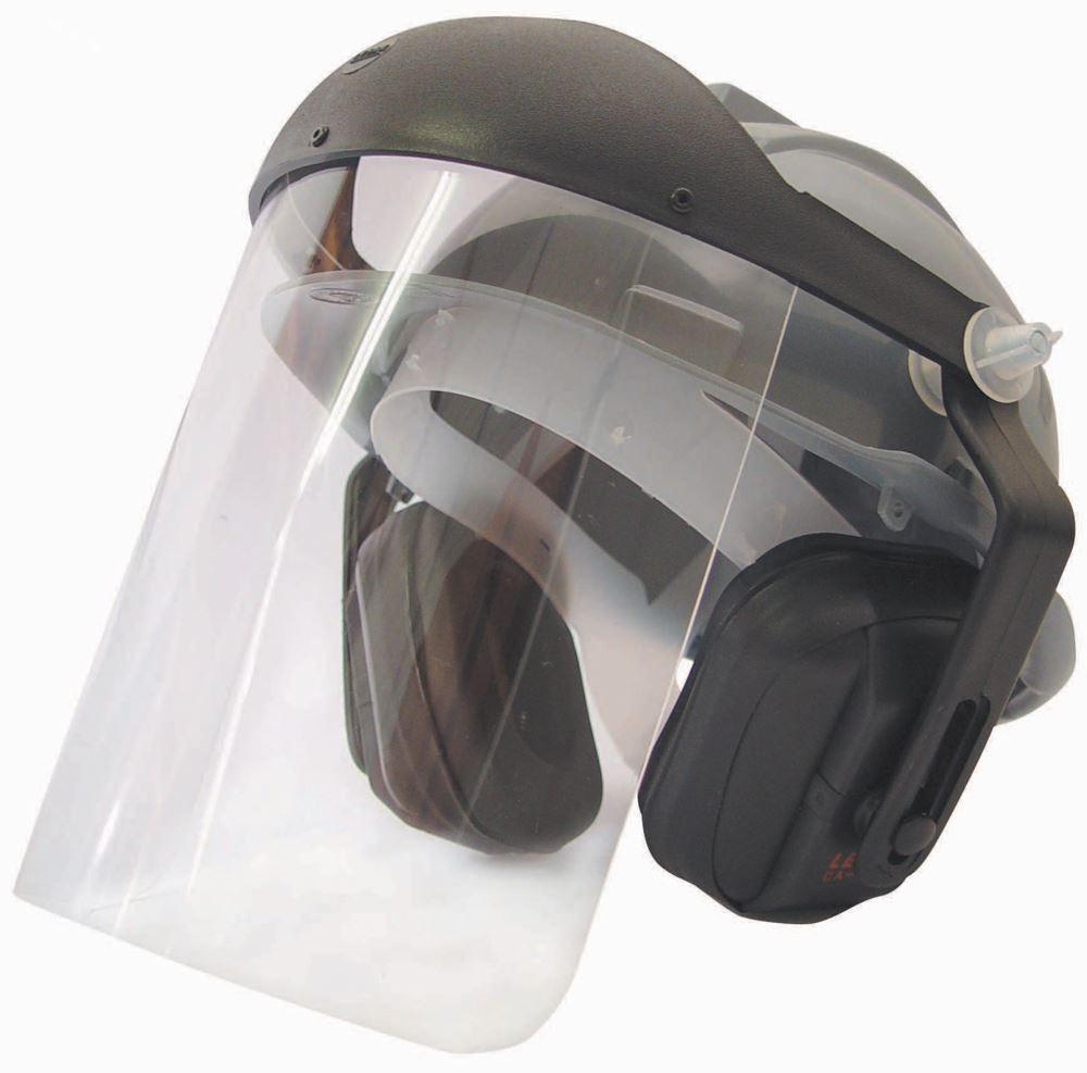 capacete de segurança com abafador - epi - ferramentas gerais 85862f08e5