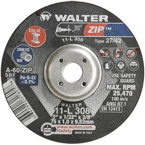 Disco-de-Corte-Zipcut-para-Inox-com-Rebaixo-762x08x95mm-2-Telas-11L308---Walter---11-L-308---Walter