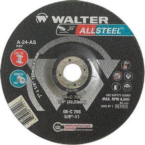 Disco-de-Desbaste-A24-AS-Allsteel-7x1-4x7-8-----08-C-700---Walter