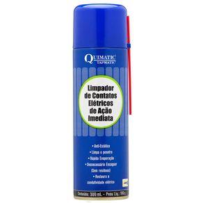 Limpa-Contato-Eletrico-ACAO-IMEDIATA-QUIMATIC---spray-300mL-GA1---GA1---Quimatic-Tapmatic