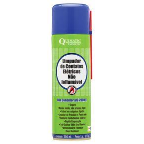 Limpa-Contato-Eletrico-NAO-INFLAMAVEL-QUIMATIC---spray-300mL-IA1---IA1---Quimatic-Tapmatic