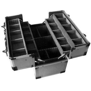 Maleta-Ferramentas-Sanfonada-Profissional--Estrutura-de-Aluminio-Parede-ABS-4-Gavetas---MT4911---TMX