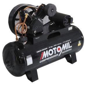 Compressor-Ar-CMAV-20-200L-5CV-175lbs-220-380V---189098---Motomil