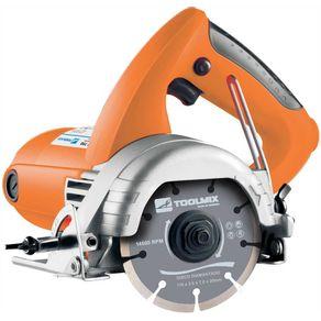 Serra-Circular-Marmore-43-8-1200W-com-Disco---Toolmix---SM-750-127V---Toolmix