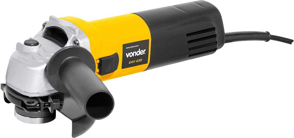 esmerilhadeira angular vonder - ferramentas elétricas - dia dos pais - mes dos pais na fg - ferramentas eletricas