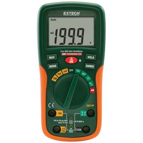 Multimetro-Digital-Cat-III-600V-EX210T---EX210T---Extech