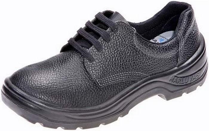 Sapato em Couro com Cadarço sem Biqueira - Marluvas - Ferramentas Gerais d09c0f52fe