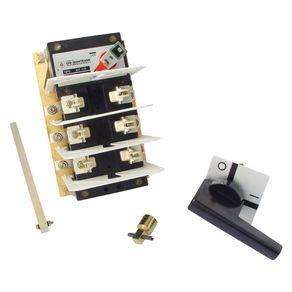 Chave-Seccionadora-Rotativa-125A-Tripolar-com-Porta-Fusivel---Semitrans---ICF125A-MB---Semitrans