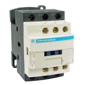 Contator-Tripolar-LC1D-25A-220V-50-60HZ-1NA-1NF---LC1D25M7---Schneider