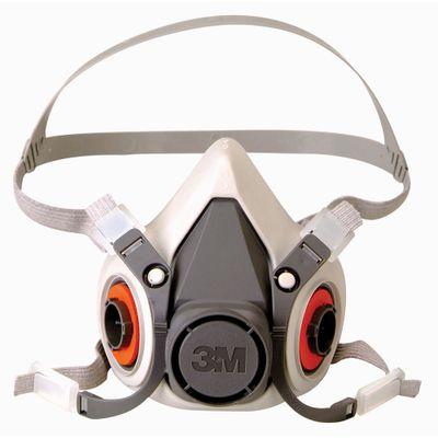 Máscara Respiratória 6200 Média Semi-Facial - 3M 8b00f138a1