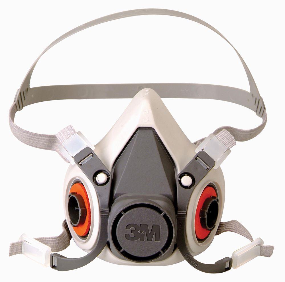Máscara Respiratória 6200 Média Semi-Facial - 3M - Ferramentas Gerais 4669411be7