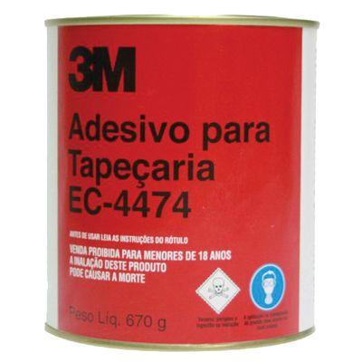 Adesivo de Contato Industrial para Tapeçaria 670g EC-4474 - 3M cac1867e2b
