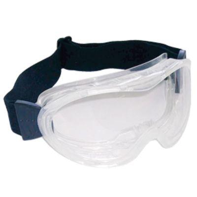 Óculos Panorâmico Incolor com Elástico - Carbografite 29b8952d26
