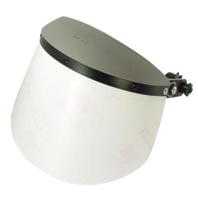 Protetor Facial Policarbonato com Capacete Incolor - MAS 94903d13ff