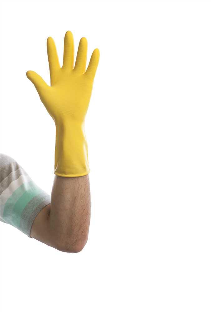 Luva Látex Antiderrapante Confort Amarela com Forro - Ferramentas Gerais 776a3ec5b9