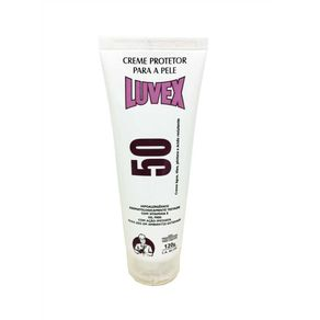 06851847081ed Creme Protetor 120G FPS-50 Contra Raios UVA UVB - Luvex - Ferramentas Gerais