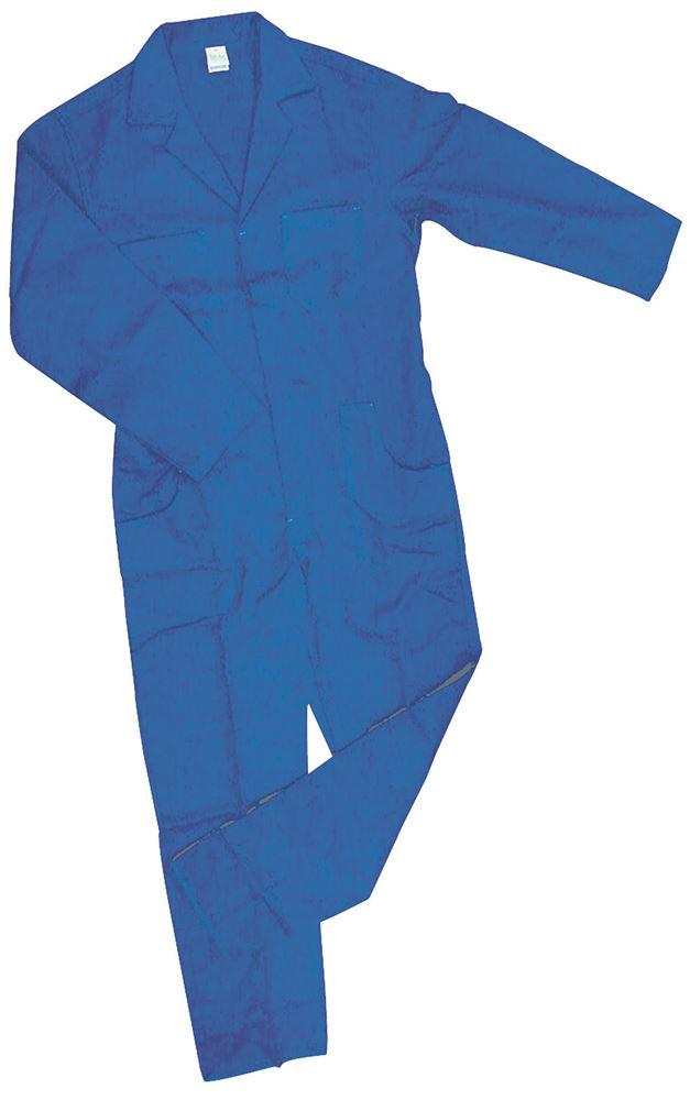 Macacão de Brim Azul Manga Longa - Ferramentas Gerais 0edab9b449