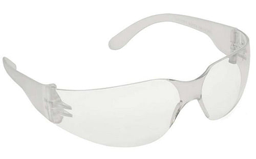 35b220a9ac949 Óculos de Policarbonato Incolor com Antiembaçante e Anti-Risco ...
