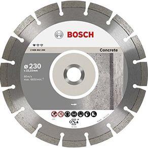 Disco-Diamantado-S-F2223--230mm-Segmentado-Concreto---Bosch---2-608-602-200---Bosch