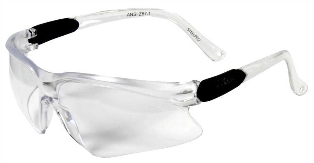 da6846df63af2 Óculos de Policarbonato Incolor com Antiembaçante e Anti-Risco e Haste  Regulável VIC51210 - Vicsa