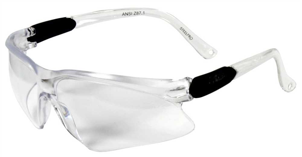 Óculos de Policarbonato Incolor com Antiembaçante e Anti-Risco e Haste  Regulável VIC51210 - Vicsa 1468a54f07