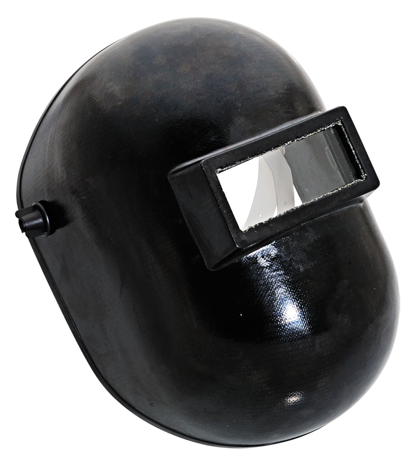 Máscara para Solda Visor Fixo com Catraca e Capacete - Delta Plus ... 58e14dee29