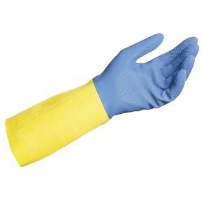 Luva-Latex-Neoprene-Amarela-Azul-M-405---Mapa---405-M---Mapa