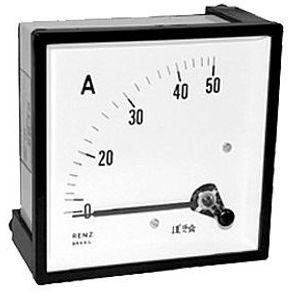 Amperimetro-Intercambiavel-para-TC-96x96-5A---FM96-5A---Renz