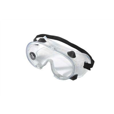 55aa407cc3741 Óculos Panorâmico Ampla Visão com Lente Incolor Elástico e Ventilação por  Válvulas RA