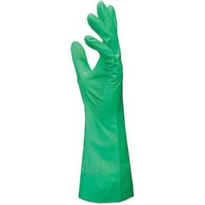 Luva-Nitrilica-Sem-Forro-para-Produtos-Quimicos-33cm-Tamanho-7-Verde---Mapa---479-7---Mapa