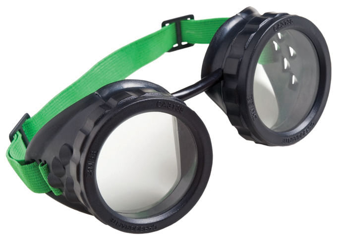 eafcd8bc2d20f Óculos para Solda com Elástico 50mm 012223012 - Carbografite ...