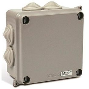 Caixa-de-Montagem-Opaca-PVC-109x109x-57mm-IP55-Cinza---SSX111---Steck