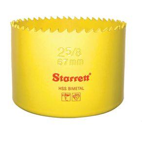 Serra-Copo-54mm-Aco-Rapido-Bimetal---Starrett---SH0218---Starrett