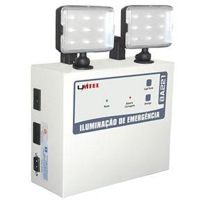 Luminaria-Emergencia-110-220V-2x9-Leds---BA221---Unitel