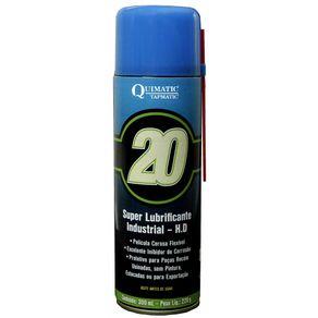 QUIMATIC-20-Super-Lubrificante-e-Desengripante---spray-300mL-AM1---AM1---Quimatic-Tapmatic