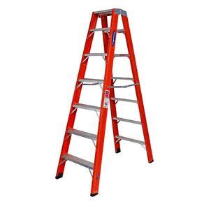 Escada-de-Abrir-Fibra-de-Vidro-2-Lados-8-Degraus-260m---TF-8---Cogumelo