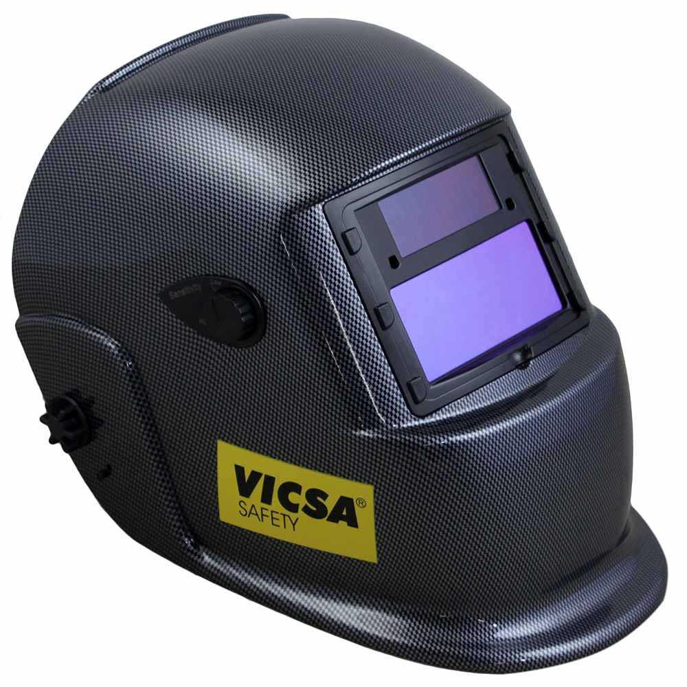 Máscara Solda Automática Tonalidade 9 a 13 Optech - Vicsa ... acf65e9408