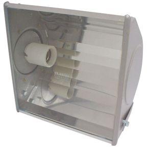 Luminaria-Retangular-Aluminio-para-Lampada-E40-250W---Clarao---PR261---Clarao