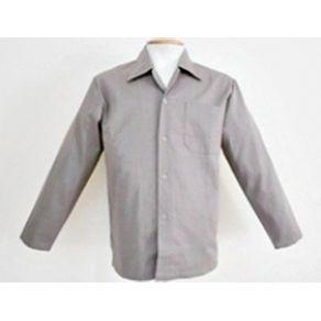 Camisa-de-Brim-Manga-Longa-58-GG-Cinza---Wico---GG58-MLONGA---Wico-