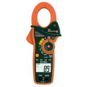 Alicate-Voltimetro-Amperimetro-Digital-Categoria-III-600V-EX830---EX830---Extech