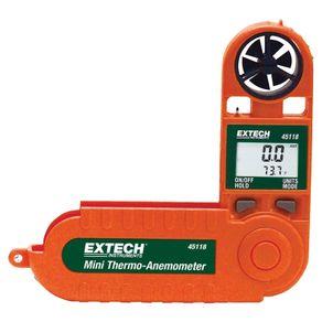 Anemometro-Digital-Mini-2-100KM-H--18-50°C---45118---Extech
