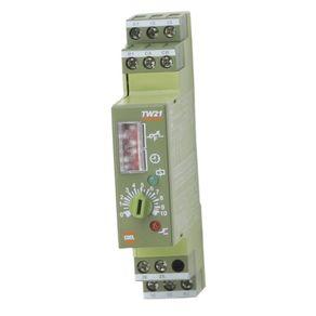 Rele-Temporizador-242V-24VA---Coel---TW21-24-220V---Coel