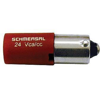 LED BA9S com 1 LED Vermelho 24VCA 19121413 - Ace - Ferramentas Gerais dda3bb4d2f