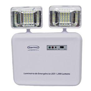 Luminaria-Emergencia-2x24Leds-1200-Lumens-Bivolt---Segurimax---24707---Segurimax