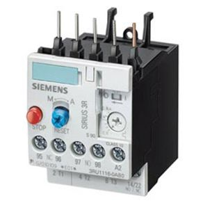 Rele-Bimetal-170-220A-3RU11264DBO---Siemens---3RU11-26-4DBO---Siemens