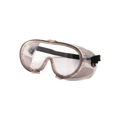 Óculos Panorâmico Ampla Visão com Lente Incolor Elástico e Ventilação  Direta RA 3d8396a359
