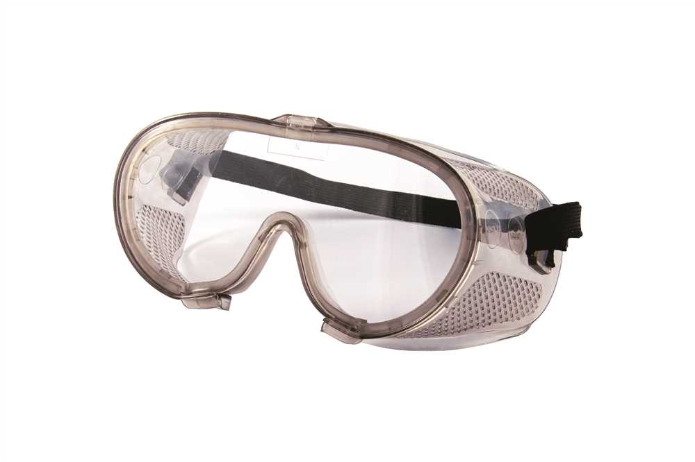 81e8cb27acca9 Óculos Panorâmico Ampla Visão com Lente Incolor Elástico e Ventilação  Direta RA
