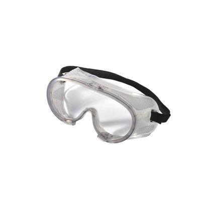 7cceb4c532eb3 Óculos Panorâmico Ampla Visão com Lente Incolor Elástico e Ventilação  Direta RA
