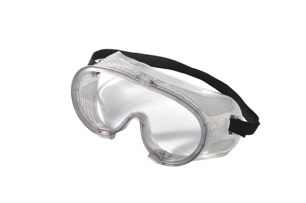 bc91351879a27 Óculos Panorâmico Ampla Visão com Lente Incolor Elástico e Ventilação  Direta RA
