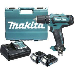 "Furadeira-Parafusadeira-Bateria-3-8""-12V-DF331DWYE-Bivolt---Makita---DF331DWYE---Makita"